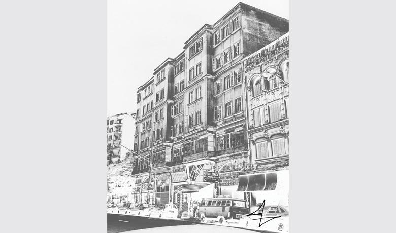 38,4 x 50cm - Arte Digital impressa sobre Acrílico - 2010