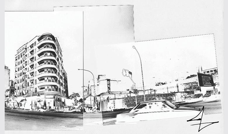 50 x 31cm - Digital Art printed on Acrylic - 2010