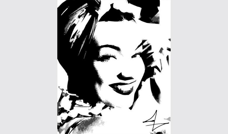 41,8 x 50cm - Arte Digital impressa sobre Acrílico - 2010