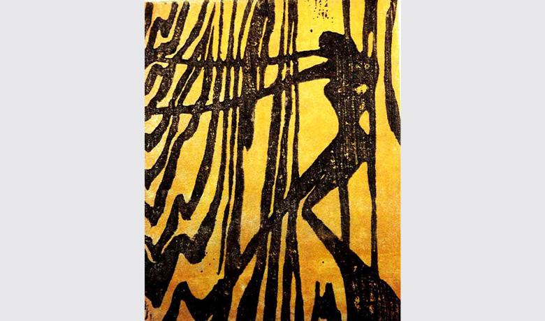 13 x 15cm - 03/2003 - Xilogravura
